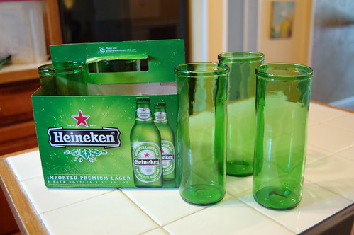 Six Pack of Drinking Glasses