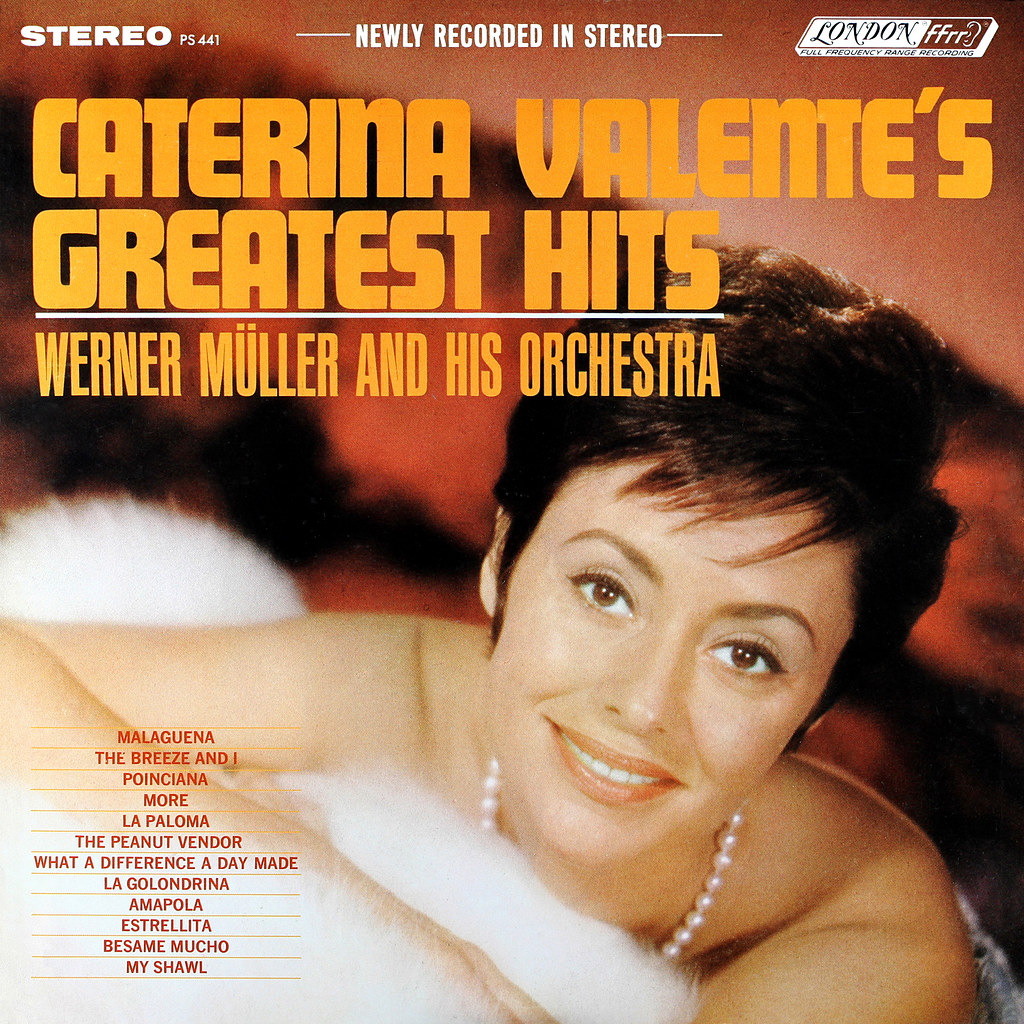 Caterina Valente's Greatest Hits