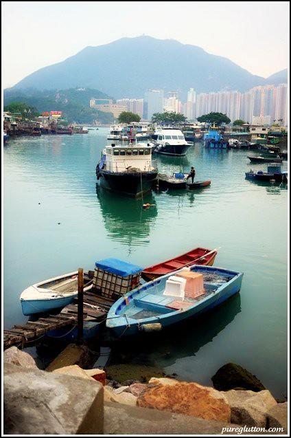 sea scene