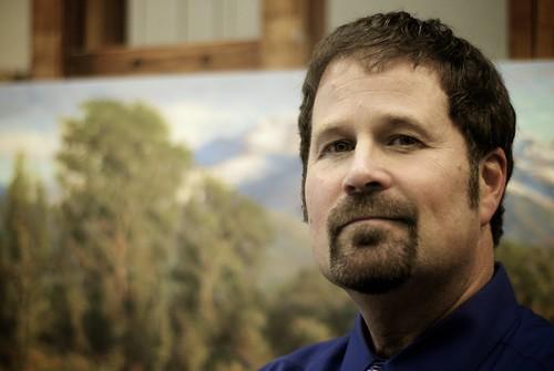 Scott Myers, Granbury artist