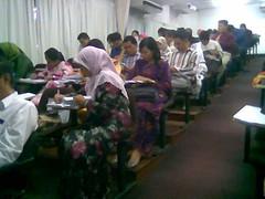 Sandakan Seminar 1