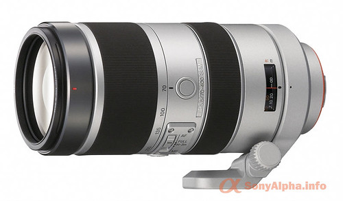 Sony 70-400mm f/4-5.6 G SSM