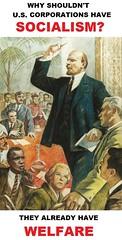 Corporate Socialism, after B. Lebedev