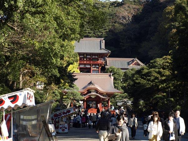 鶴岡八幡宮 1