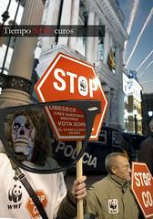 WWF Greenpeace Cambio Climático