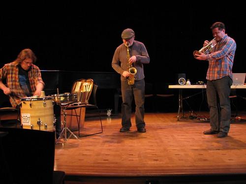 Wally Shoup / Greg Kelley / Andrew Drury trio
