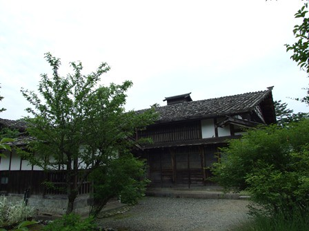 渡辺邸~屋根
