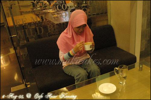 Maki@CafeAmor_