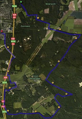 parcours training 15 aug 2008