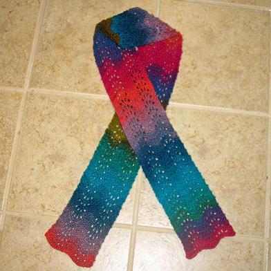 Ravelympics scarf (6)