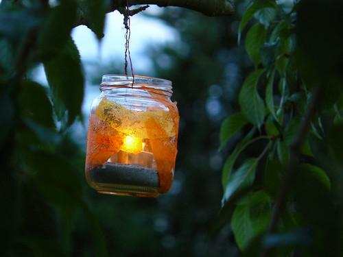 Ronja's lantern