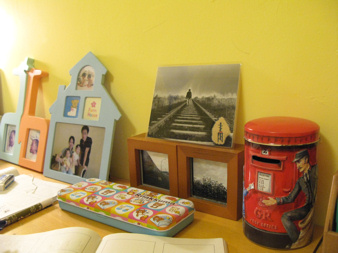 左右兒童房:佈置~新與舊的結合(4.1 ys)