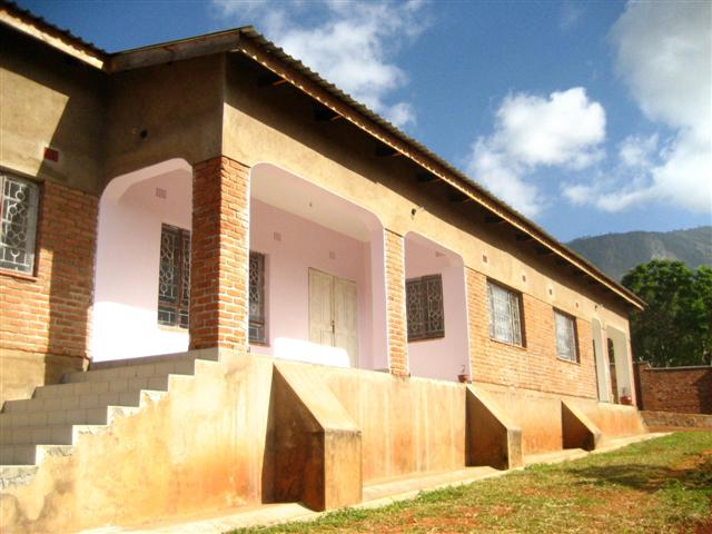 Our House in Zomba