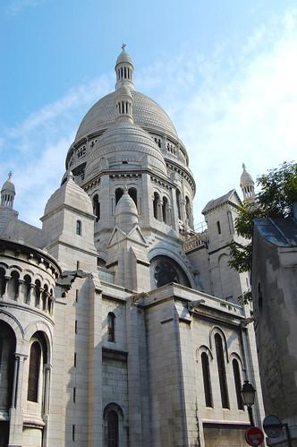 Scenes from Montmartre, Paris