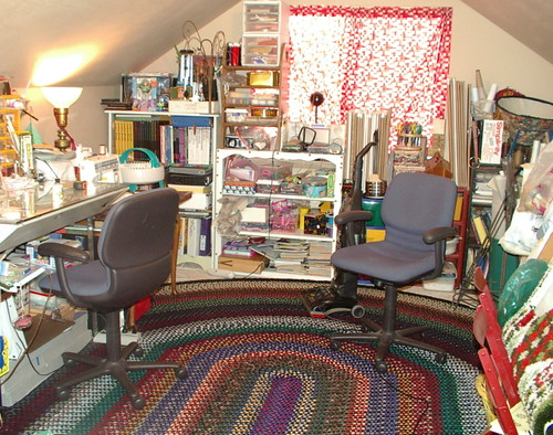studio room in my house