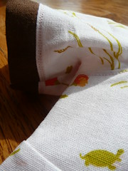 Bonnie Dress, sleeve detail