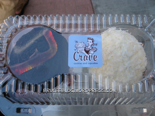 cupcakes from Crave