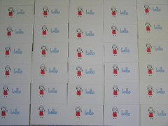 finished cards