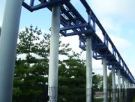 Cedar Point - Millennium Force Brake Run