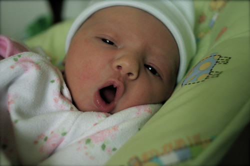 the decrescendo of a yawn.