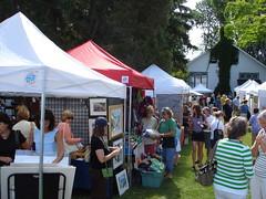 Leelanau Artists Market - 2nd Saturday in July