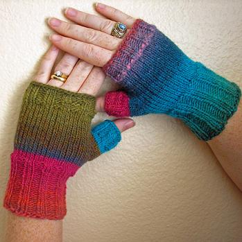 Ravelympics wristers (2)