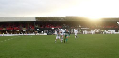 Ayr United vs. East Fife