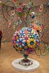 NYC - Brooklyn: Brooklyn Museum - ©MURAKAMI - ...