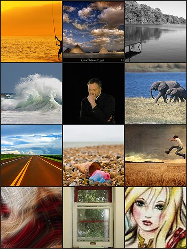 My Flickr search fun