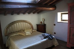 Bedroom at Fattoria Settemerli