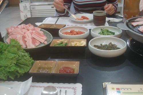 韓國鐵板烤肉_五花肉 4