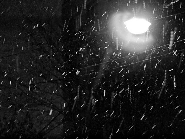 Les neiges d'une autre apres-midi