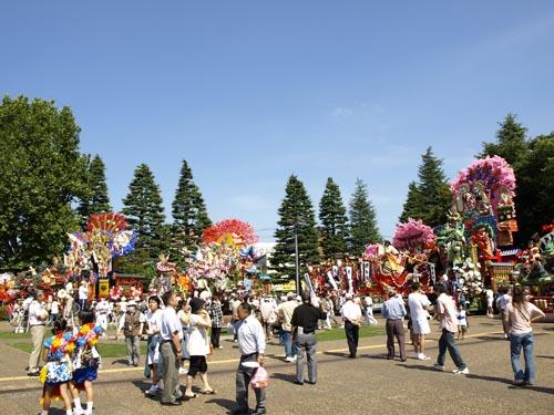 2007八戸三社大祭お通り_8