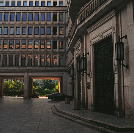 Warsaw offices