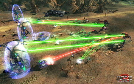 Command & Conquer 3 Kane's Wrath - Reviewed 3