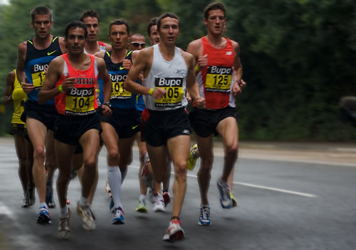 Male Runners