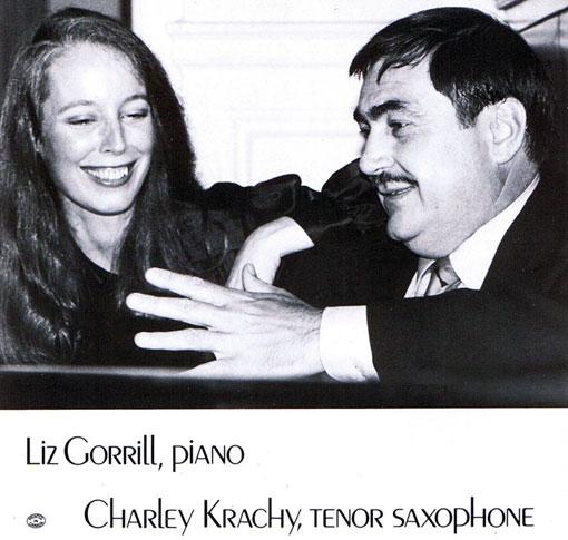 Liz Gorrill | Charley Krachy | A Jazz Duet | NA1007