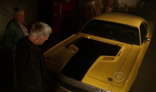 2 x Gibbs and car
