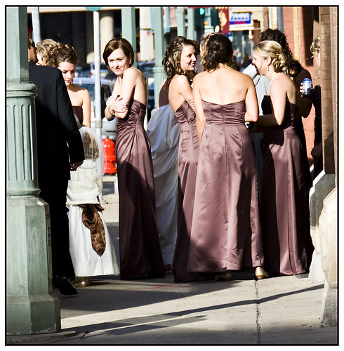 Wedding Party - North Water Street