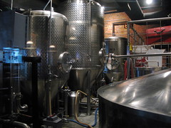 Dix BBQ & Brewery: Brewhouse