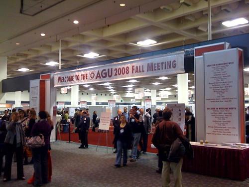 2008 AGU Fall Meeting