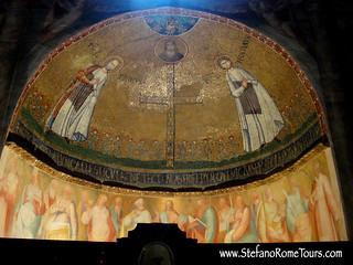 Basilica of Santo Stefano Rotondo in Celio, Rome