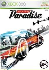 Burnout Paradise Cover