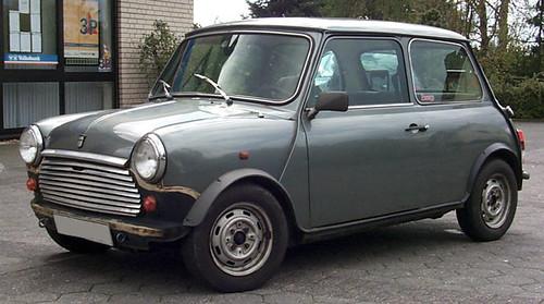 Probefahrers 87er Mini Mayfair 1000 Front