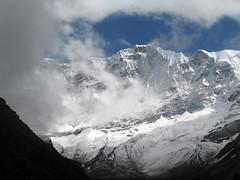 Una montañita de sólo 8.000 metros