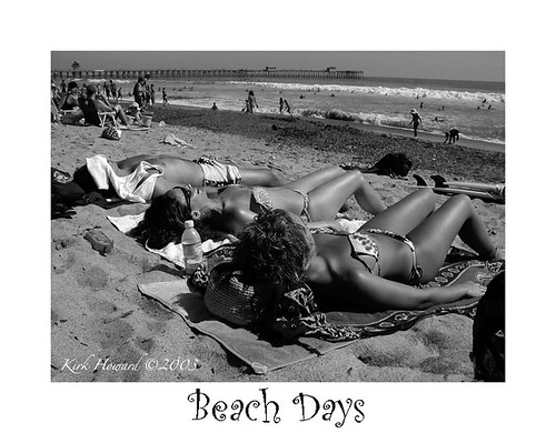 Lazy Beach Days