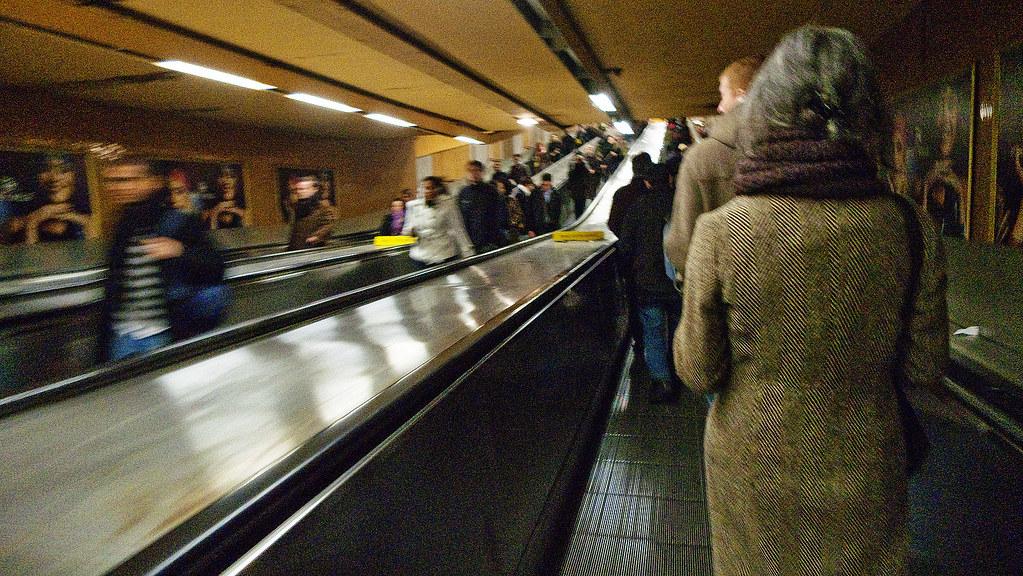 Metro Châtelet