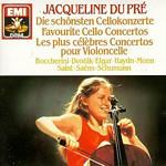 Jacqueline Du Pre - Favourite Cello Concertos