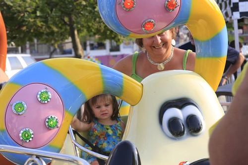 Amelias First Ride