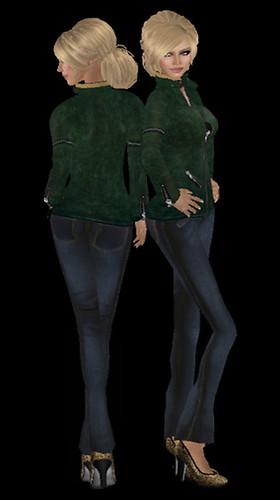 Hot LALAs Inbound Jacket & Jeans